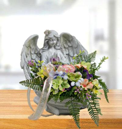 Prayers Up-Artificial Flowers