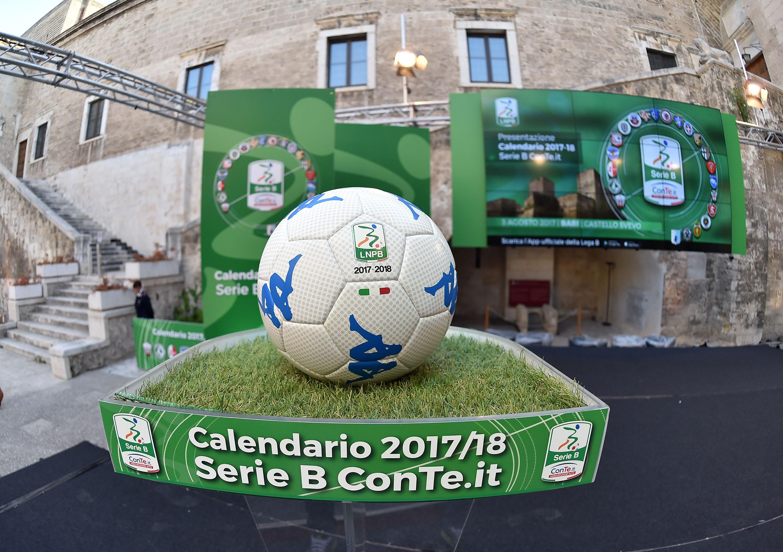 Calendario Serie B Bari.Nasce La Serie B Conte It 2017 18 A Bari Sorteggiato Il