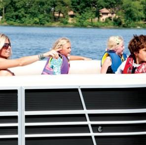 Legend Boats BayShore Fusion