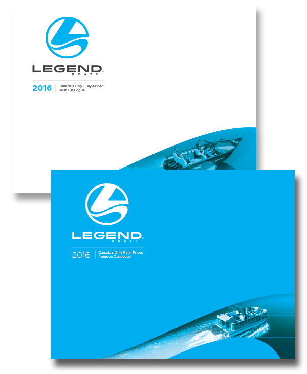 2016 Legend Boat Catalogue