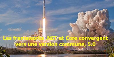 .NET 5 : la convergence finale des frameworks de Microsoft