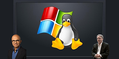 La longue marche de Microsoft vers Linux