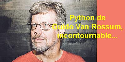 Python, LE langage d'avenir