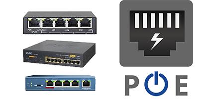 La connectique PoE monte en puissance
