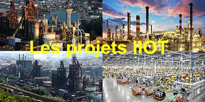 Les projets applicatifs IIoT