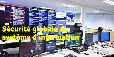 L'architecture globale de sécurité périmétrique