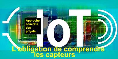La nécessaire compréhension des capteurs IoT