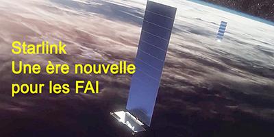 Constellations de satellites : à l'aube d'une grande révolution