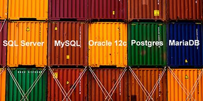 Bases de données et containers