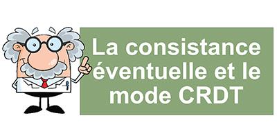 Consistance éventuelle et CRDT