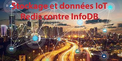 Bases de données et projets IoT : InfluxDB ou Redis ?