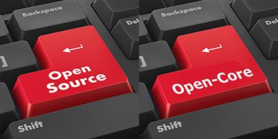 Open Source et Open Core, deux modèles contradictoires ?
