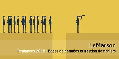 Tendances : Les bases de données en 2018, Cloud et distribution