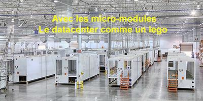 L'apport des micro-modules dans les datacenters