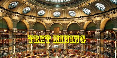 Le « text mining » en pleine lumière