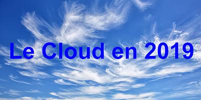 Les containers au cœur du Cloud 2019