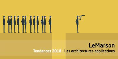 Les architectures applicatives en 2018, l'urbanisme cohérent