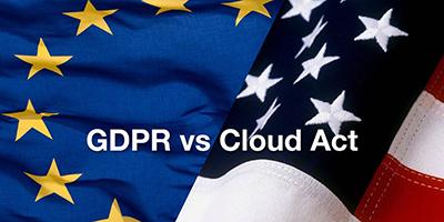 RGPD contre Cloud Act, les dessous d'une guerre à déclarer