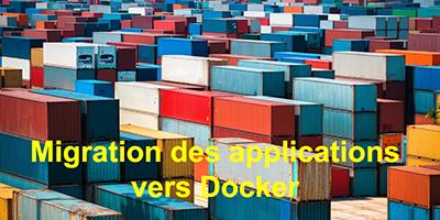 L'adaptation des applications à Docker