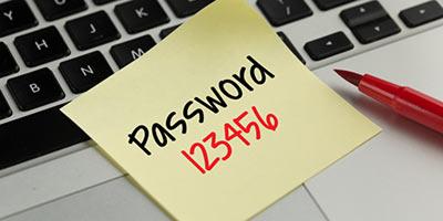 Mots de passe, on n'en sortira jamais