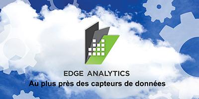 « Edge Analytics », au plus près des données