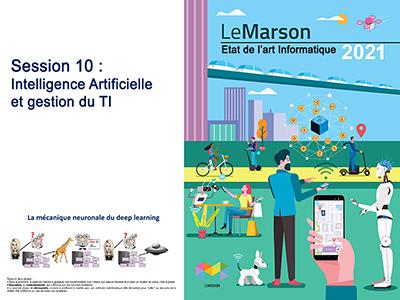 Etat de l'art - Séminaire 4 - Session 10 - Intelligence Artificielle et gestion du TI