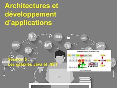 Développement, Session 5 : Les galaxies Java et .NET