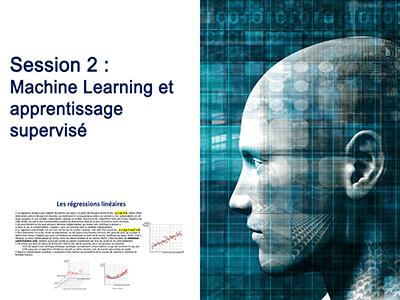 Intelligence Artificielle - Séminaire 3 - Session 2 - Machine Learning et apprentissage supervisé