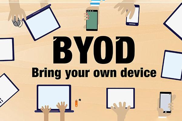 BYOD, à prendre avec prudence