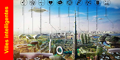 Les avancées concrètes des villes intelligentes