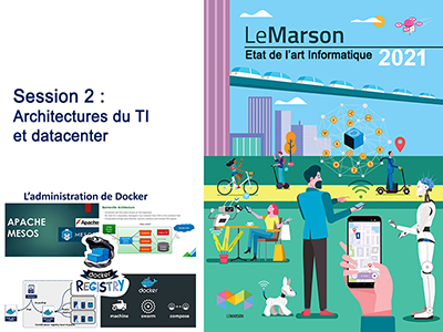 Etat de l'art - séminaire 1 - session 2 - Architectures du TI et datacenter
