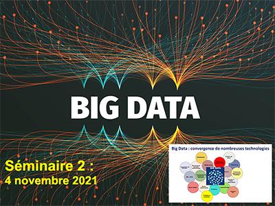 Big Data pour le management - Séminaire 2 - session 1