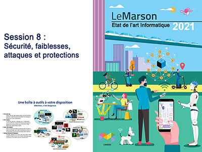 Etat de l'art - Séminaire 4 - Session 8 - Sécurité, faiblesses, attaques et protections