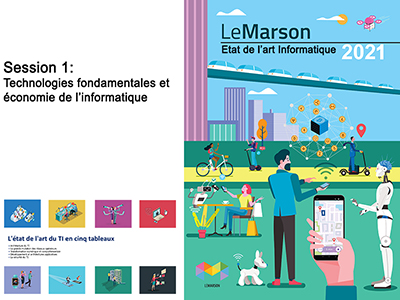 Etat de l'art - Séminaire 5 - Session 1 - Technologies fondamentales et économie de l'informatique