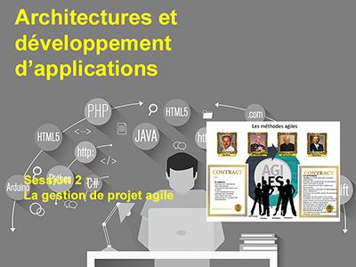 Développement, Session 2 : La gestion de projet agile