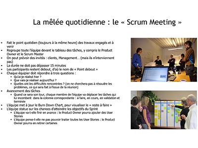 Agilité, Session 9 : Méthode Scrum (III) : cérémoniaux, indicateurs, performances