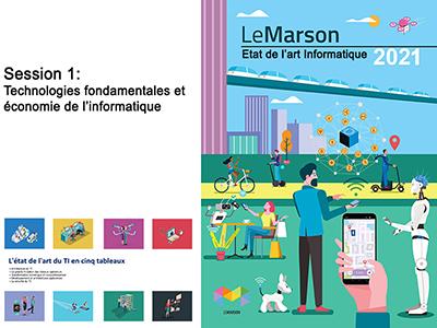 Etat de l'art - séminaire 1 - session 1 - Technologies fondamentales et économie de l'informatique