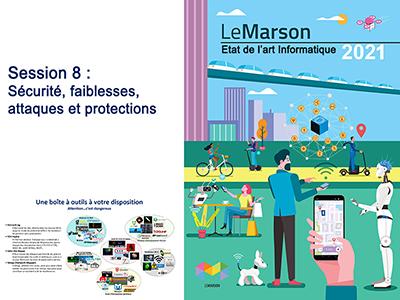 Etat de l'art - Séminaire 5 - Session 8 - Sécurité, faiblesses, attaques et protections