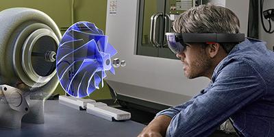 Les hologrammes dans la communication