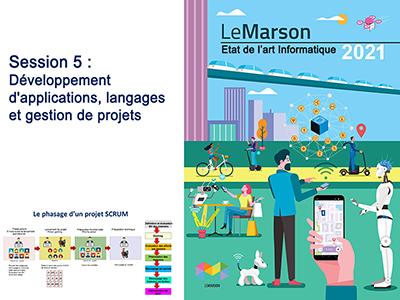 Etat de l'art - séminaire 3 - session 5 - Développement d'applications, langages et gestion de projets