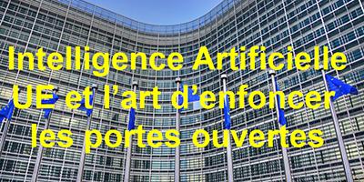 Intelligence Artificielle : l'UE dans les nuages