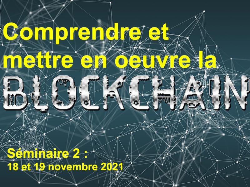 Blockchain et gestion de la vérité - Séminaire 2