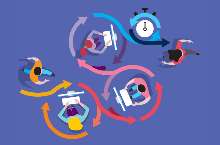 La gestion de projet agile