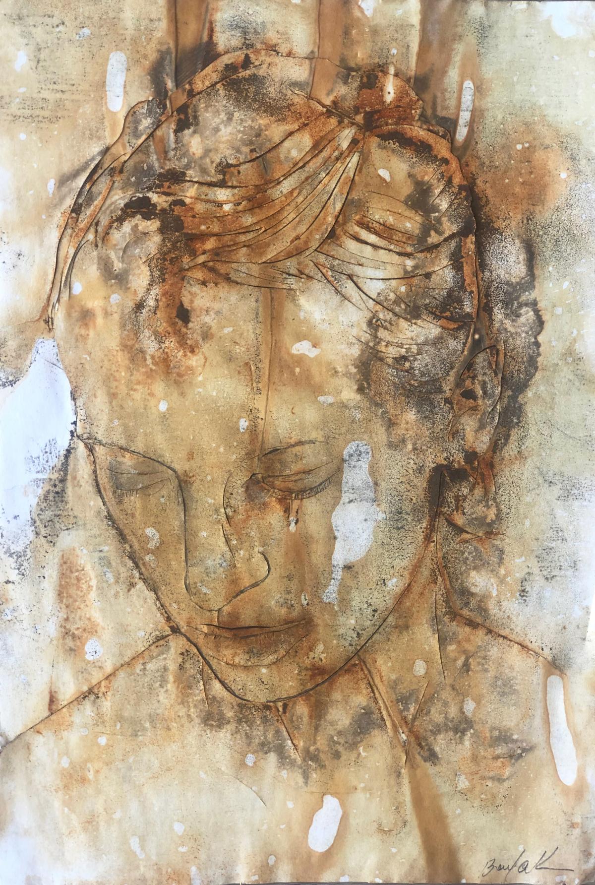 Osnat by Philippe Boulakia 29X20 cm