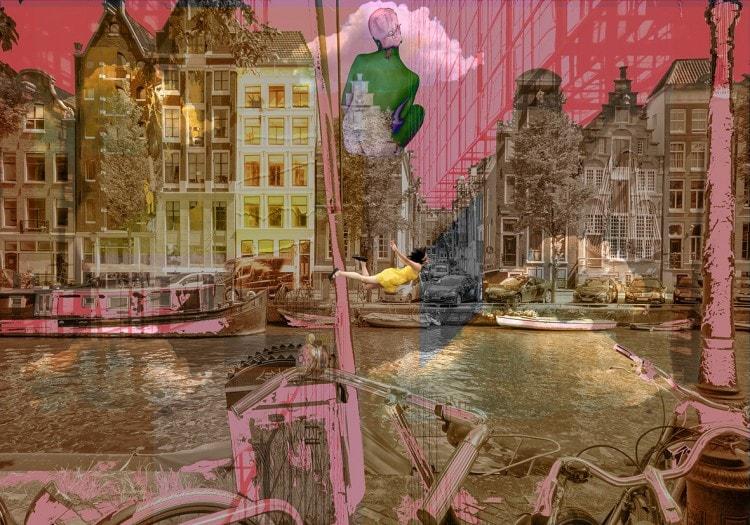 Amsterdam View Opus 1207