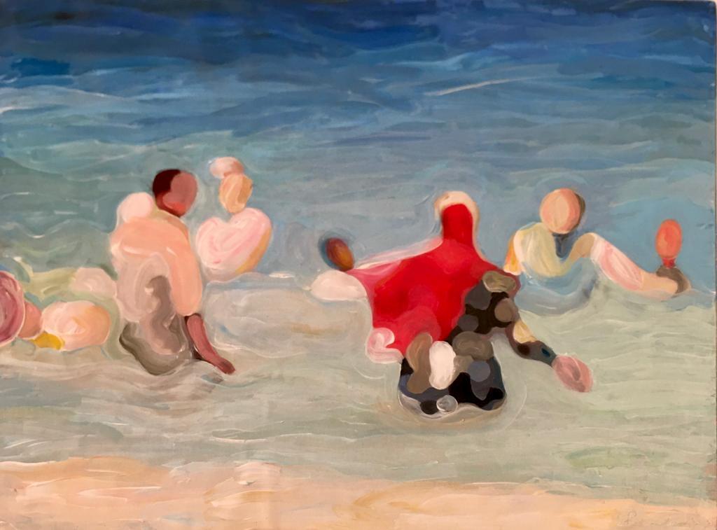 Givat Alia Beach 2 by Philippe Boulakia