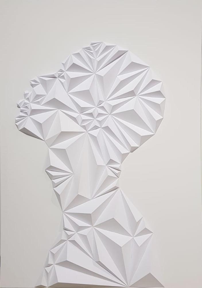 OKO by Hen Songo- wall sculpture