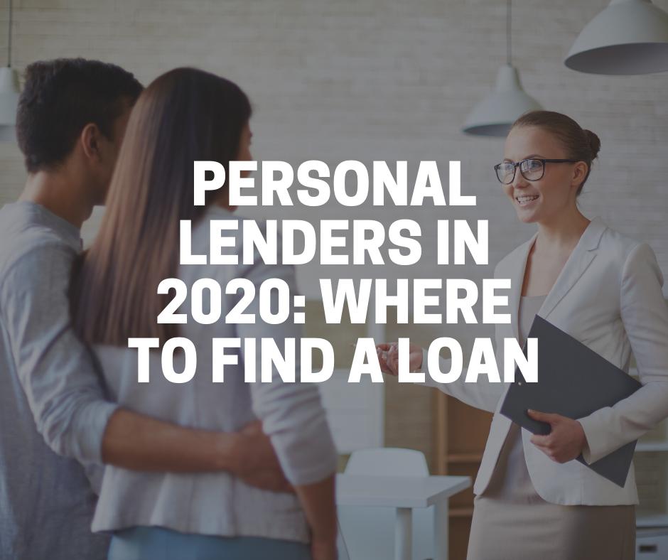 personal lenders
