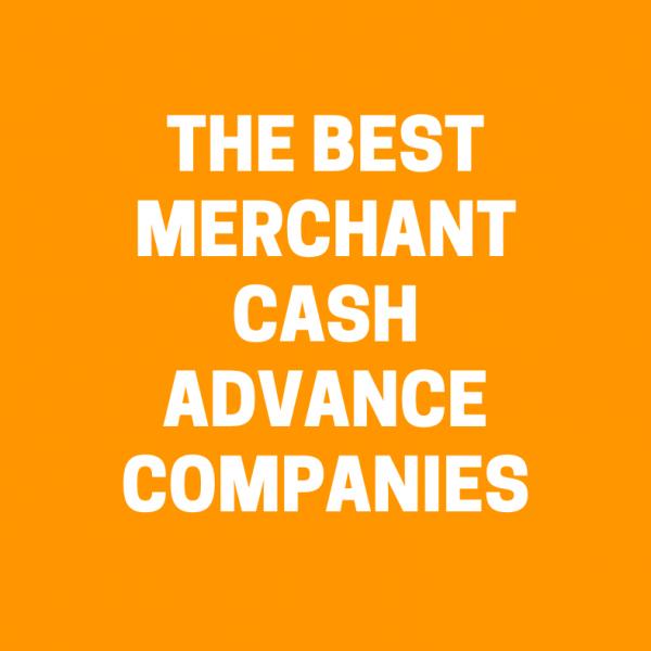 merchant cash advance companies