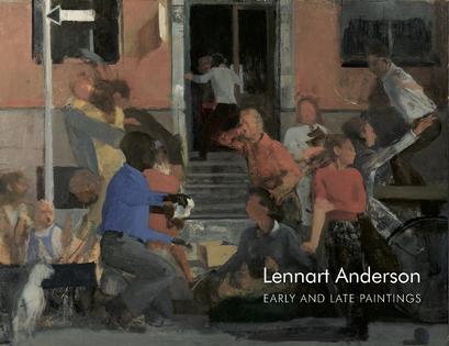 Street Scene by Lennart Anderson